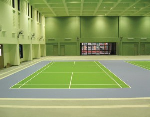 Indoor Badminton Court-BARC, Mumbai