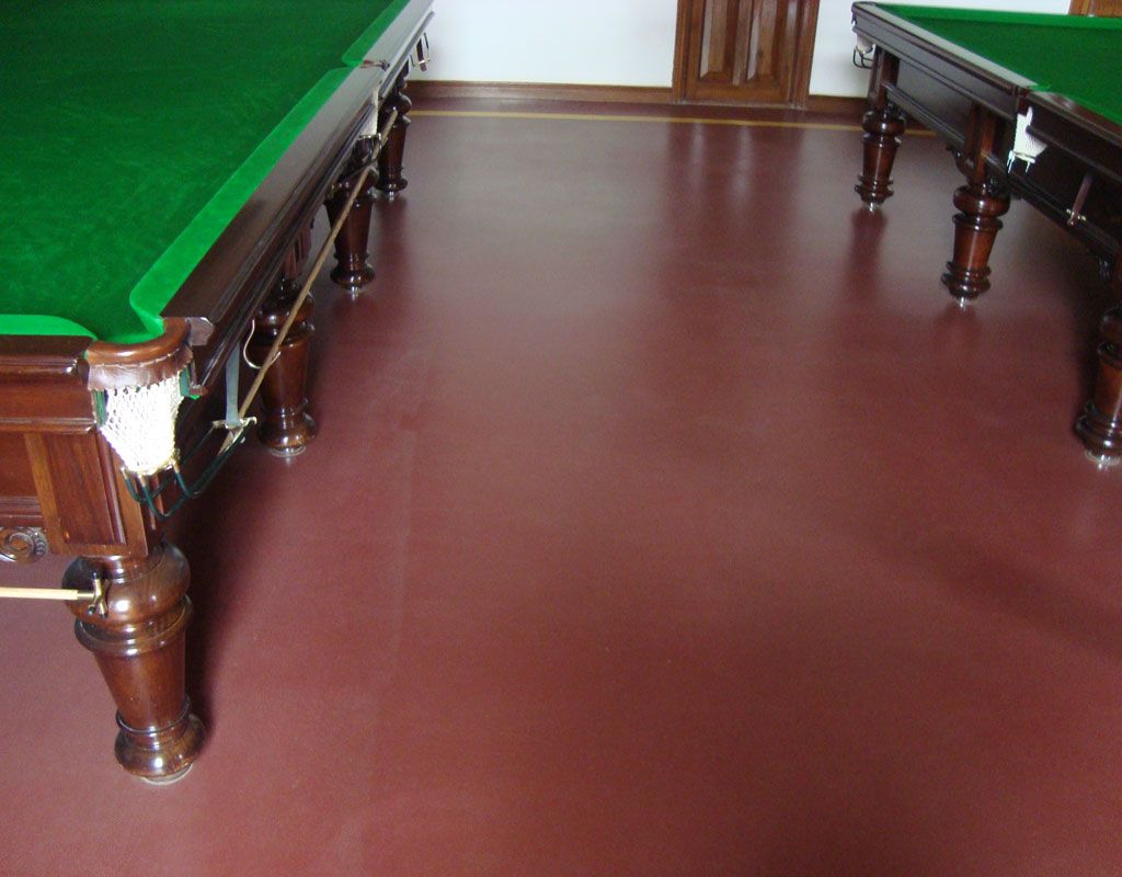 Billiards Room - MCA, BKC