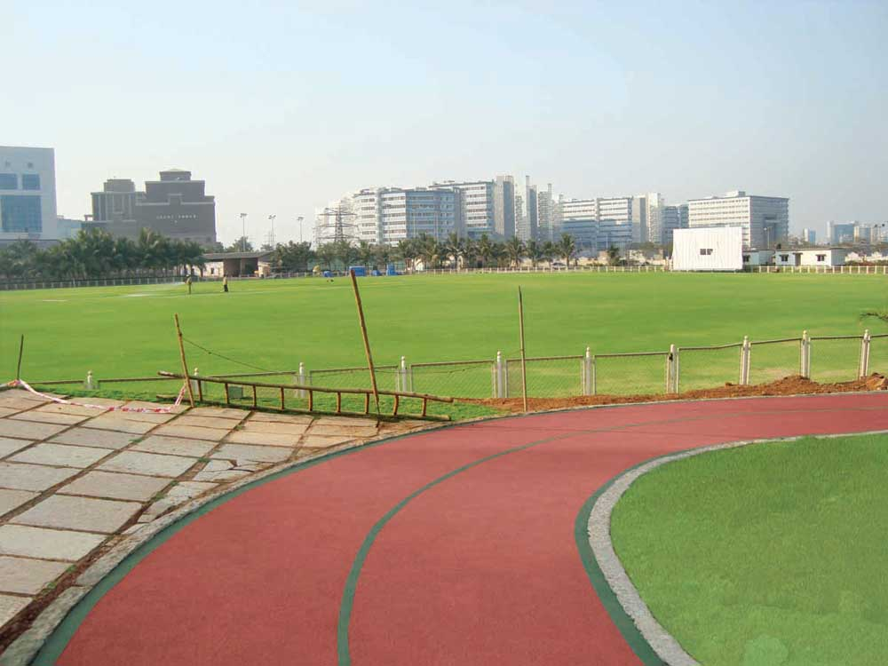 Jogging Track - MCA, BKC