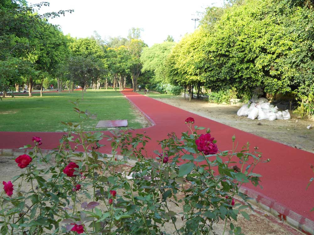 Ram Manohar Lohiya Park, Lucknow