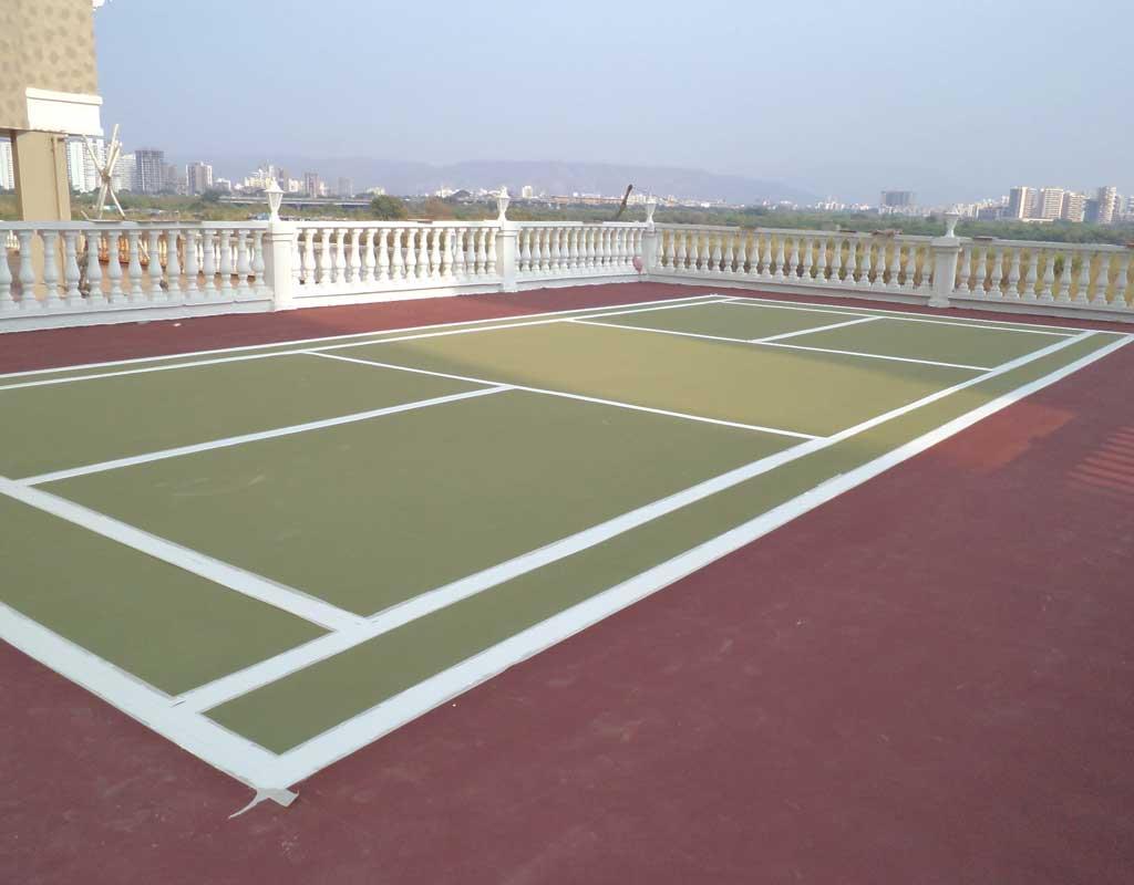 Rosewood Badminton - Khargar