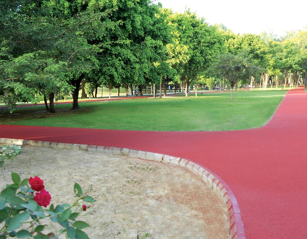 Ram Manohar Lohia Park, Lucknow