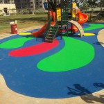 Safe playground for kids