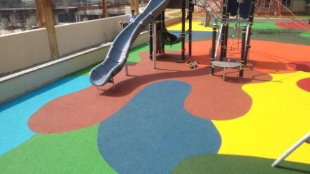 Outdoor Safety Flooring Four Key Considerations