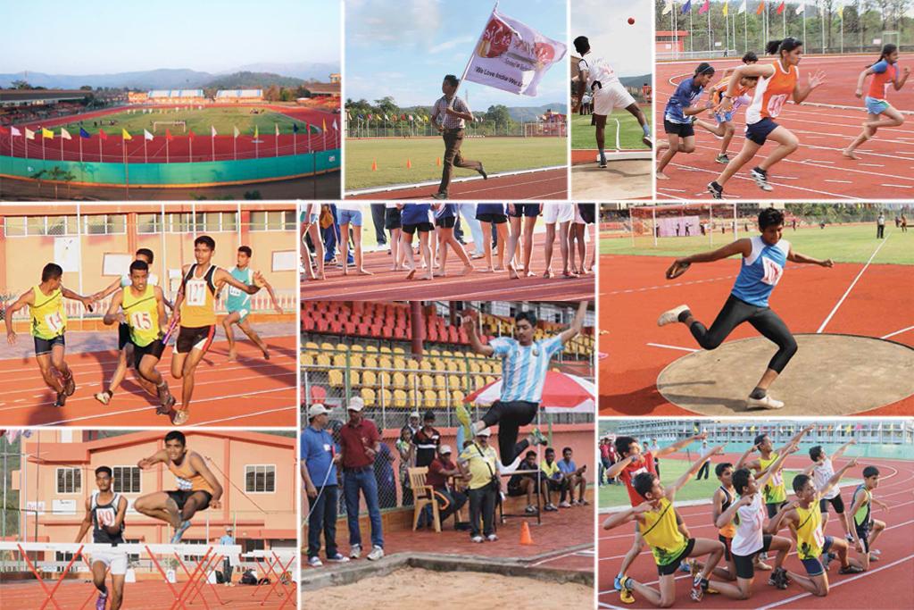 Chiplun Track activities