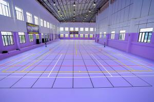 Multifunctional Sports Flooring at THE BRITISH SCHOOL IN COLOMBO, SRILANKA